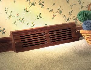 Floor Models 187 All American Wood Register Manufacturing